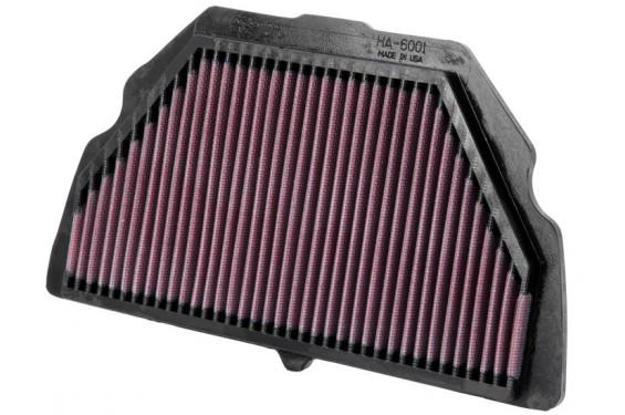 filtre a air KN HA-6001 pour CBR600F (01-06)