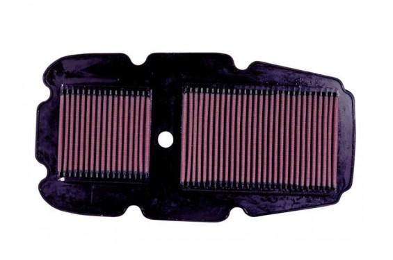 filtre a air KN HA-6501 pour TRANSALP 650 (01-06)