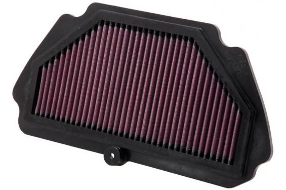 Filtre a Air K&N KA-6009 pour ZX6-R (09-20)
