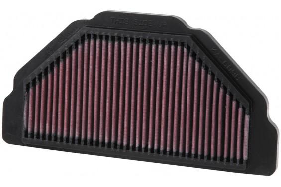 Filtre a Air KN KA-6098 pour ZX6R (98-02) ZZR600 (05-08)