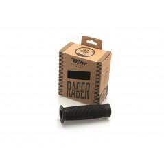 Poignées Vintage Bihr Hattori noires 1 pouce