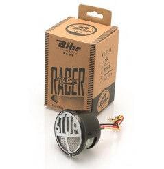 Feu arrière moto à LED type Miller homologué