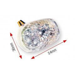 Clignotant LED de Carénage Moto pour GSXR 600 et 1000  (96-01)