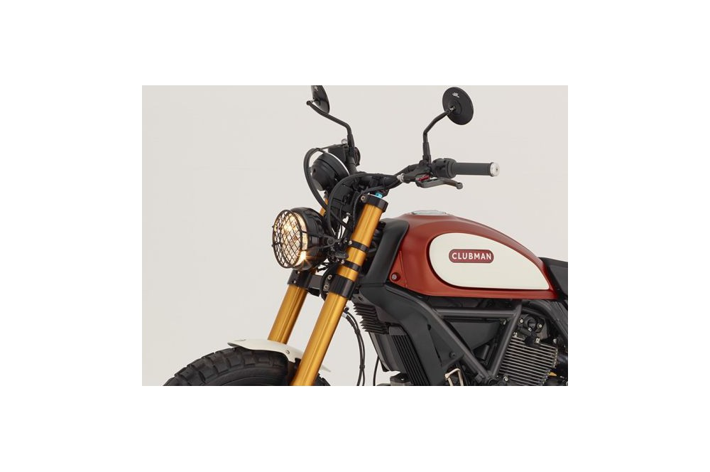 grille de phare moto lsl scrambler tt standard street moto piece. Black Bedroom Furniture Sets. Home Design Ideas