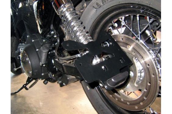 pour harley moto accessoires montage lat ral moto de. Black Bedroom Furniture Sets. Home Design Ideas