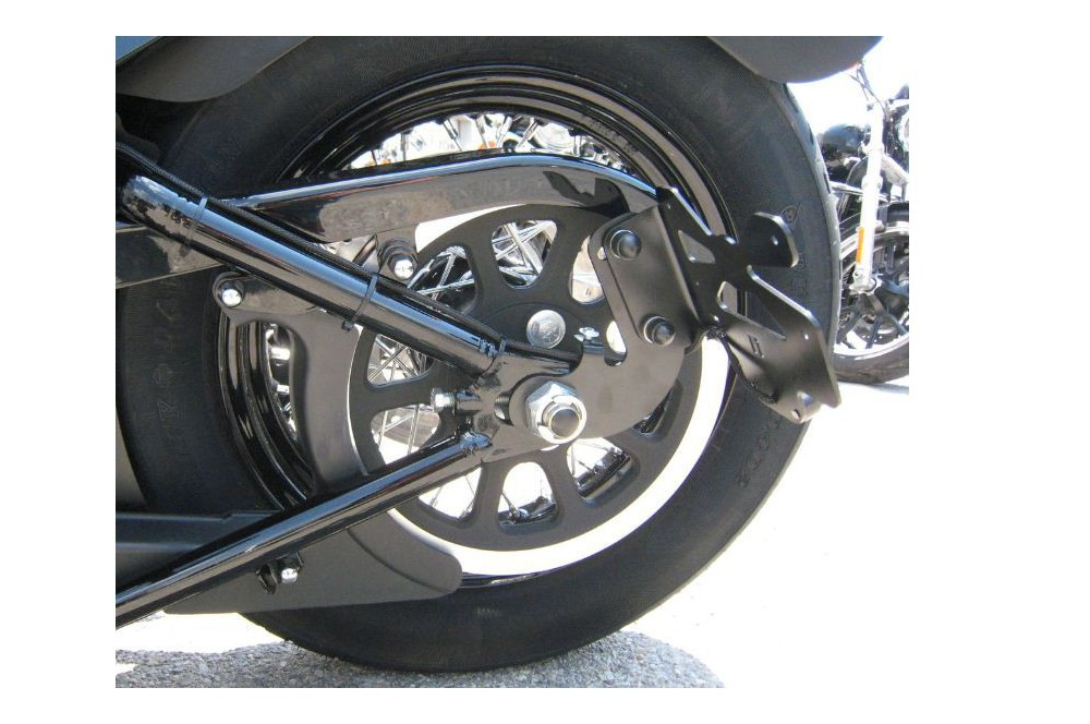 support de plaque moto d port universel access design street moto piece. Black Bedroom Furniture Sets. Home Design Ideas