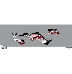 Kit Déco KUTVEK Pour Quad Kymco MAXXER 300