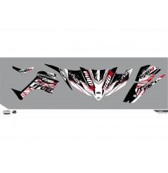 Kit Déco KUTVEK Pour Quad Kymco MAXXER 450