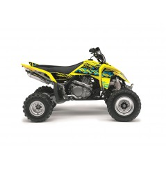 Kit Déco KUTVEK Pour Quad Suzuki LT-R 450 (06-12)