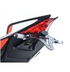Support de Plaque Moto R&G pour RSV4 RR (15-20) Tuono V4 (15-18)