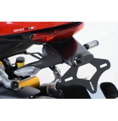 Support de Plaque Moto R&G pour Ducati Monster 1200R (16-17)