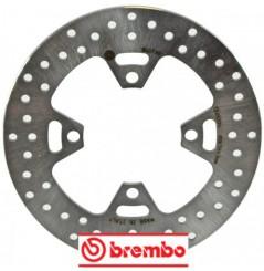 Disque de frein arrière Brembo pour Daytona 675 (13-16) Street Triple (13-16)