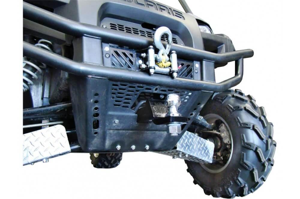 supports d attelage fuse pour ssv polaris ranger 500 800 moto