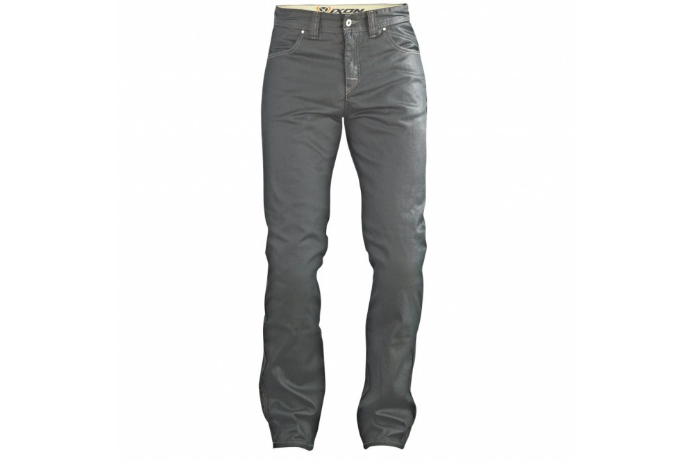 pantalon jeans moto ixon malcom noir street moto piece. Black Bedroom Furniture Sets. Home Design Ideas