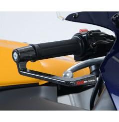 Protection de Levier de frein moto Carbone R&G Universelle