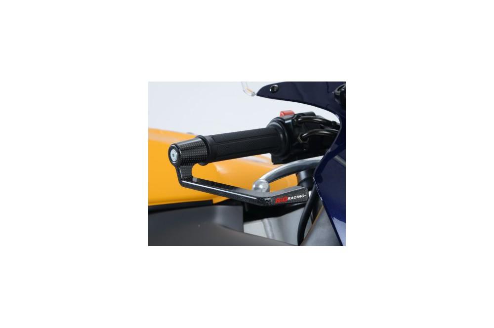 protection de levier de frein moto carbone r g universelle street moto piece. Black Bedroom Furniture Sets. Home Design Ideas