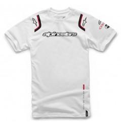 T-Shirt Alpinestars ALLY Blanc