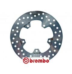 Disque de frein arrière Brembo pour MT125 (14-16) YZF-R125 (08-16)