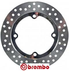 Disque de frein arrière Brembo pour CB500X, CBR500R, CB650F, CBR650F