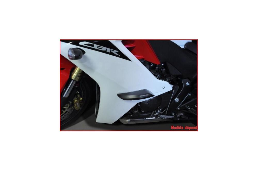 kit patins top block pour honda cbr600f 11 12 street moto piece. Black Bedroom Furniture Sets. Home Design Ideas