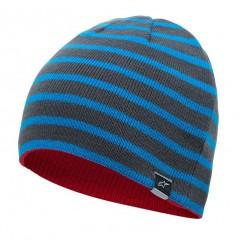 Bonnet Alpinestars TOTAL REVERSIBLE Gris - Bleu ou Rouge