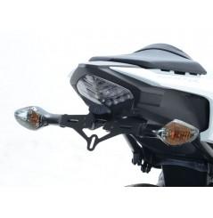 Support de Plaque Moto R&G pour CBR500 R (16-19) CB500 F (16-18)