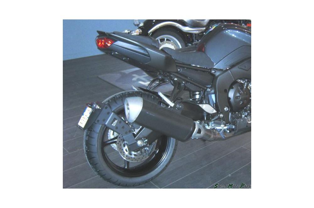 support de plaque moto d port access design pour yamaha fz1 06 16 fz8 10 16 street moto piece. Black Bedroom Furniture Sets. Home Design Ideas