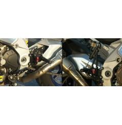 Commande reculées moto LSL 2Slide pour Aprilia RSV1000R, Tuono (04-11)