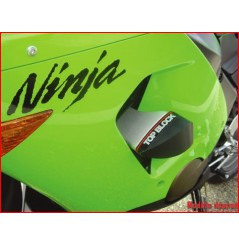 Kit Patins Top Block pour Kawasaki ZX6R (05-06)