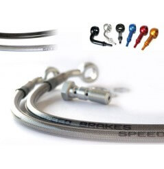 Kit durite aviation de frein avant pour GSXR 750 (96-99)