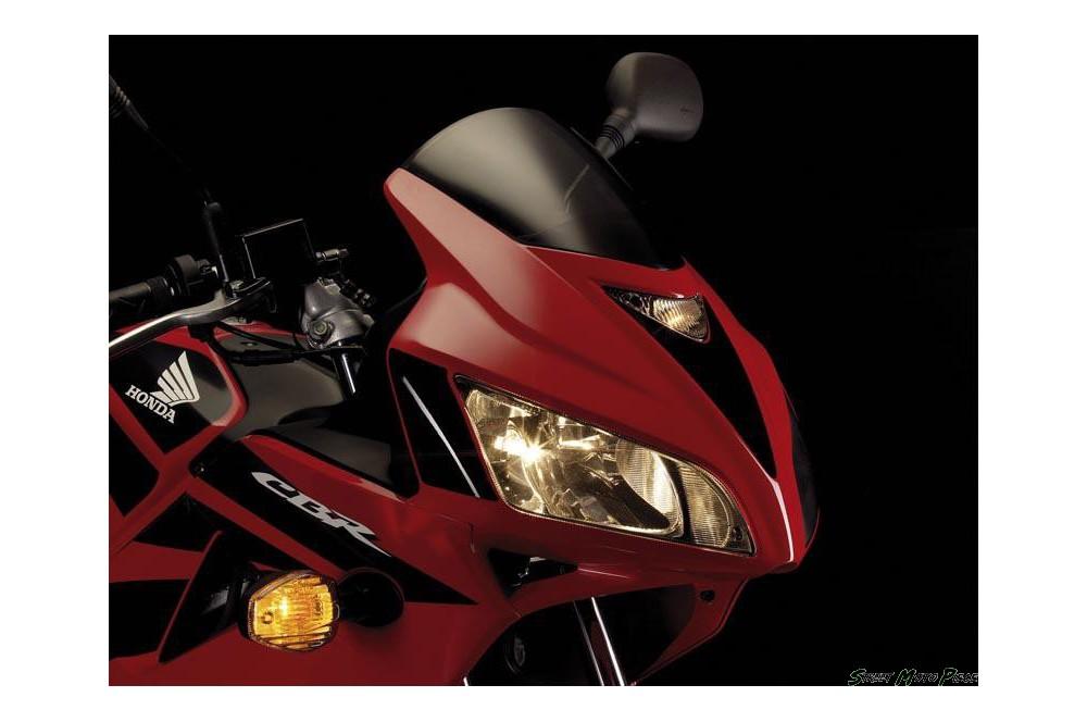 accessoires moto honda 125 cbr r de 2004 a 2006. Black Bedroom Furniture Sets. Home Design Ideas