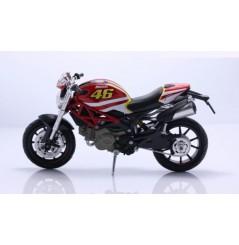 Maquette Moto 1/12 ème DUCATI MONSTER 796 N°46