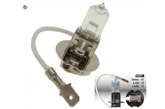 Ampoule H3 12V-100W FLOSSER pour Moto-Quad-Scooter