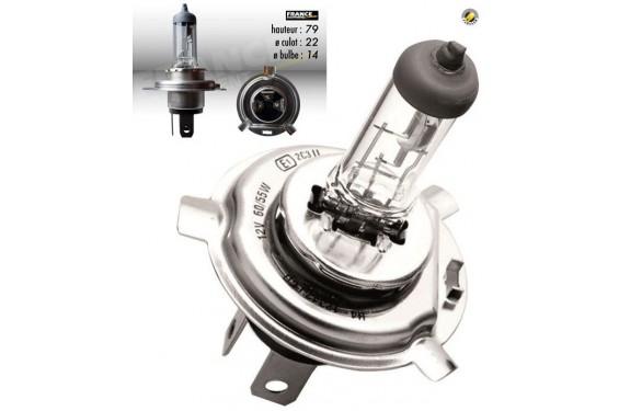 Ampoule H4 12V-100/145W FLOSSER pour Moto-Quad-Scooter