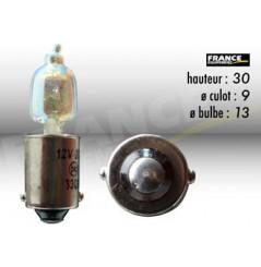 Ampoule Clignotant 12V-23W BA9S RING pour Moto-Quad-Scooter