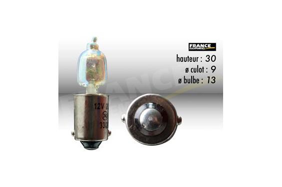 ampoule clignotant 12v 23w ba9s ring pour moto quad scooter street moto piece. Black Bedroom Furniture Sets. Home Design Ideas