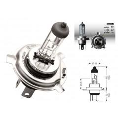Ampoule H4 12V-55/60W RING pour Moto-Quad-Scooter