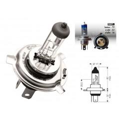 Ampoule H4 12V-55/60W RING Xenon Max + 100% pour Moto-Quad-Scooter