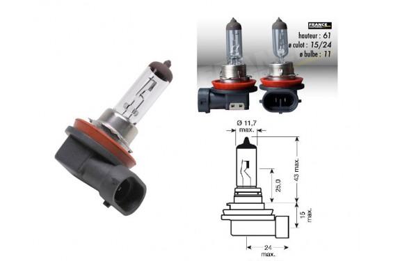 Ampoule H8 12V-35W RING pour Moto-Quad-Scooter