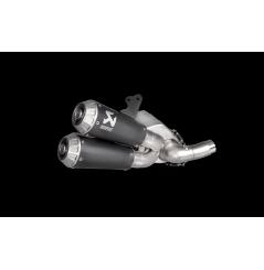 Silencieux Akrapovic Homologué pour Ducati Scrambler (15-18)