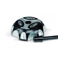 Bouchon de Réservoir Alu Noir ART pour Quad Suzuki LT-R 450