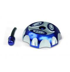 Bouchon de Réservoir Alu Bleu ART pour Quad Yamaha