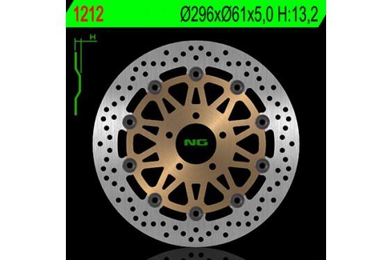 Disque de frein avant KAWASAKI ZX9R de 98 a 99