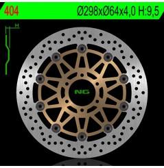 Disque de frein avant NG Brake pour Fazer 600 (98-03) TDM850 (91-01) TRX850 (95-00)