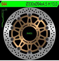 Disque de frein avant Honda CBR900 RR (00-03)