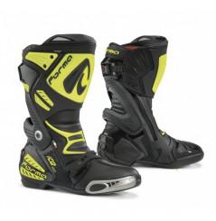 Bottes Moto Racing Forma ICE Pro Noir - Jaune