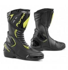 Bottes Moto Racing Forma FRECCIA Noir - Jaune