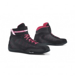 Chaussure Moto Forma ROOKIE PRO LADY Noir - Rose