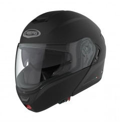 Casque Moto Modulable CABERG LEVANTE Noir Mat