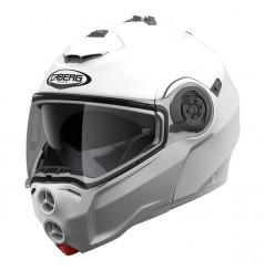 Casque Moto Modulable CABERG DROID Blanc